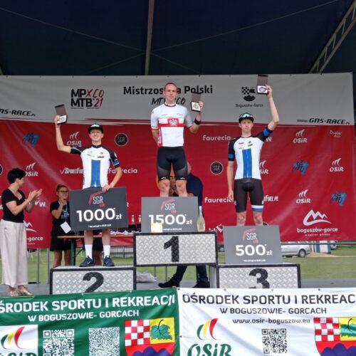 Sukcesy na Mistrzostwach Polski MTB XC 2021
