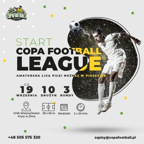 Startuje nowa piłkarska liga